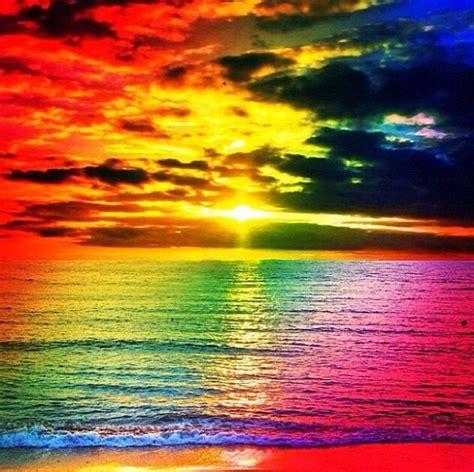 colorful ocean wallpaper colorful beach sunset αωєѕσмє ριcѕ pinterest
