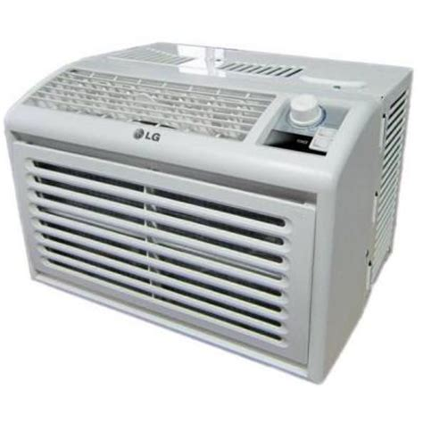 lg electronics 5000 btu mechanical air conditioner lw5012j