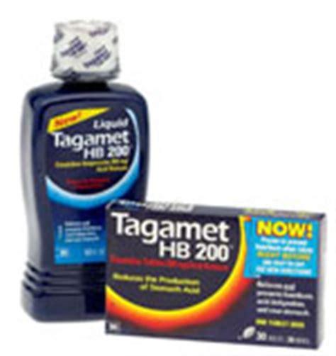 talacen medication tagamet hb patient information description dosage and