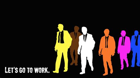 reservoir dogs colors reservoir dogs wallpaper i added my favorite quote to