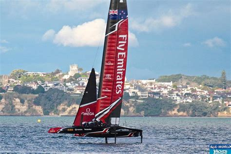 emirates nz america s cup emirates team nz train late on the