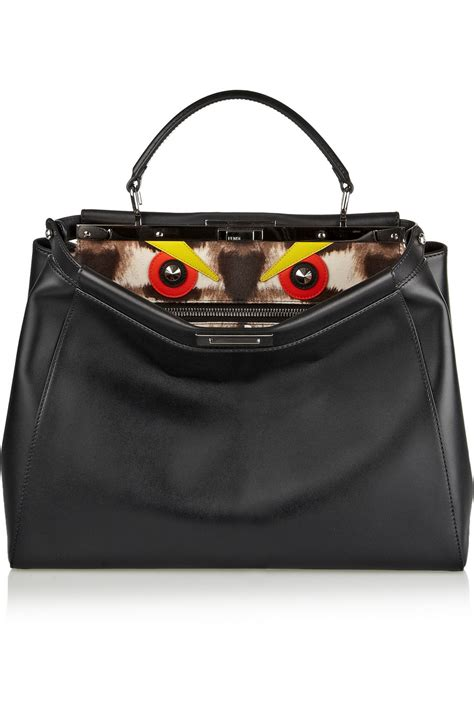 spotted net a porter has a limited edition fendi bag bug