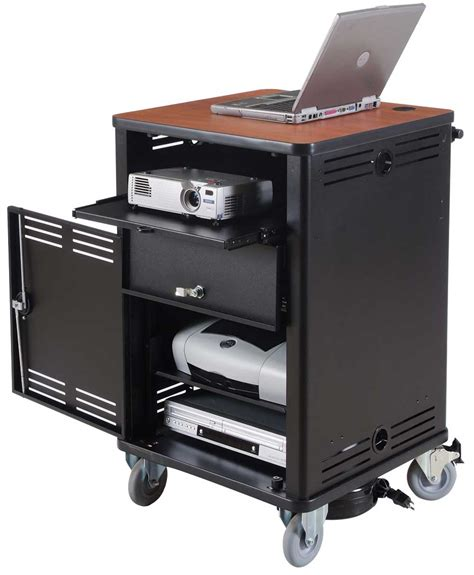 small desk on wheels computer cart with wheels for those who want flexibility