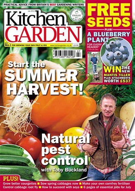 Kitchen Garden Magazine Free Seeds Kitchen Garden July 2012 187 Pdf Magazines Archive