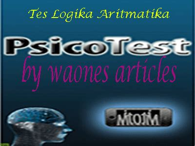 Surya Bina Mitra Test Logika Aritmatika | surya bina mitra test logika aritmatika