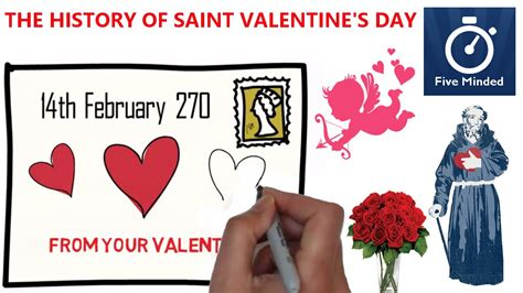 st valentines day history s day history