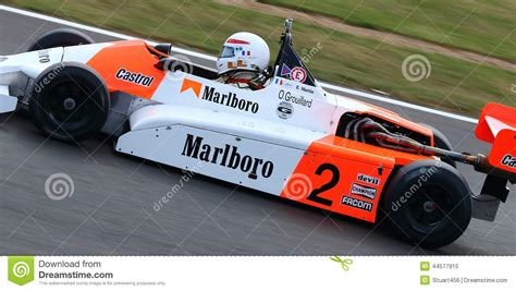 Formel 3 Auto by Classic Formula 3 Racing Car Editorial Image Image 44577915