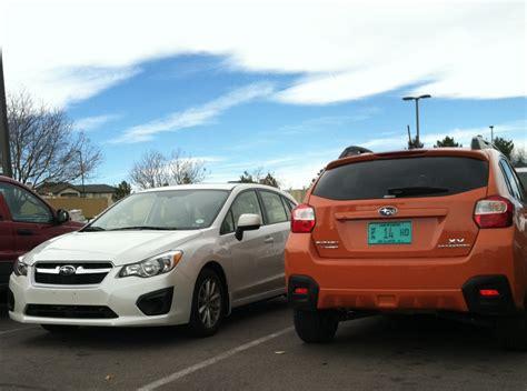 subaru crosstrek vs compare crosstrek hrv ground clearance autos post