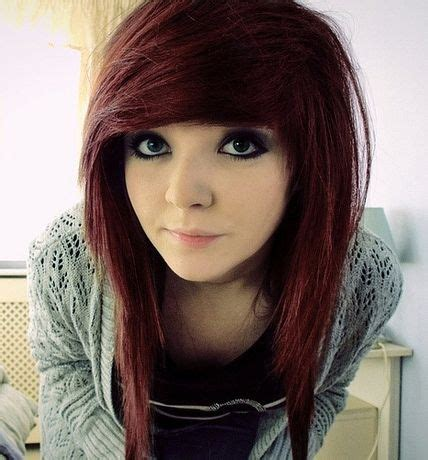 how to do emo hairstyles without cutting hair medium length scene hair like the bangs scene