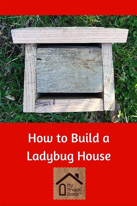 Ladybug House Plans Ladybug House Plans Ladybug House Plans Bug Farming Ladybug House Ladybugs And Bug Ladybug
