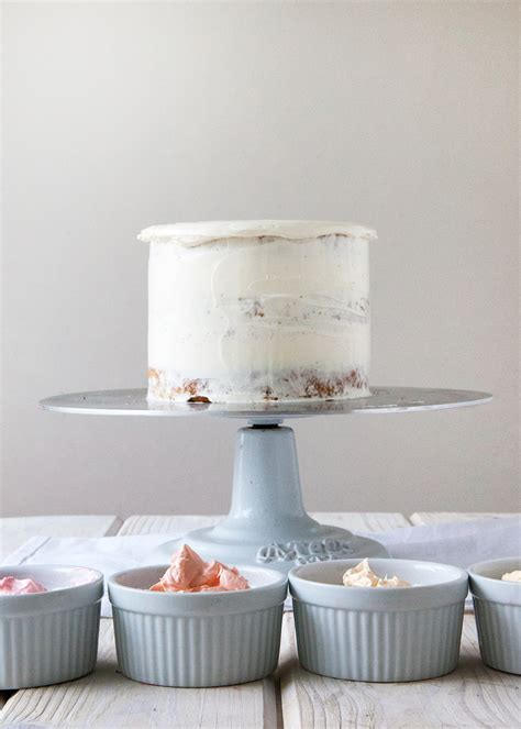 Gold Box Butter Layer Cake 1 how to a cake the ombre style sweet ca