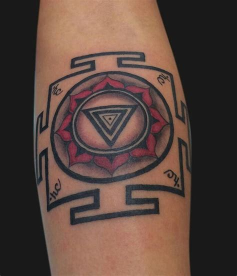 yantra tattoo best 25 kali yantra ideas on goddess kali
