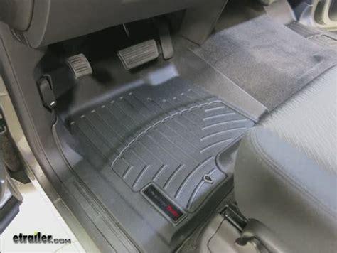weathertech front auto floor mats black weathertech floor mats wt440661