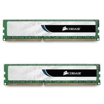 Ram Ddr3 Dual Channel corsair memory 8gb ddr3 1333 mhz cas 9 dual channel desktop ln40264 cmv8gx3m2a1333c9 scan uk