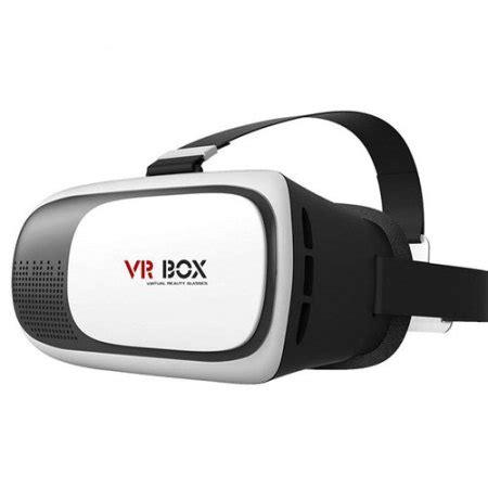 vr box reality iphone 7 headset white black