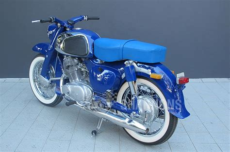 honda dream sold honda c77 305cc dream motorcycle auctions lot e
