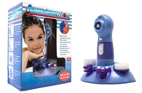 Alat Pembersih Wajah Power Pore 4 In 1 pembersih komedo membandel power perpect pore 4 in 1 kosmetik immortal pemutih wajah dan