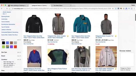 what to sell on ebay in 2017 top selling clothing to