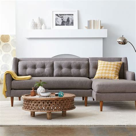 west elm sofa reviews west elm crosby sofa review conceptstructuresllc com
