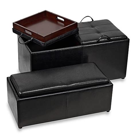 Atelier Oversized Ottoman Plus Additional Storage Bench Oversized Ottoman With Storage