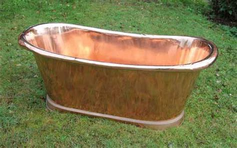 antique copper bathtub for sale 19th century antique copper bath