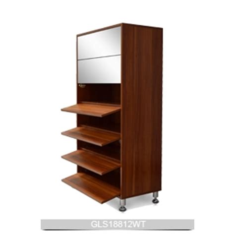Cabinet Wholesale by Shoe Cabinet Wholesale 6 Layers Shoe Rack With Mirror For