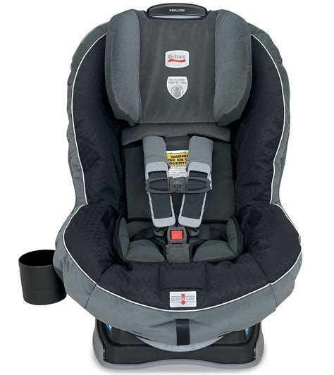 Britax Pavilion Ultimate Comfort Series Convertible Car