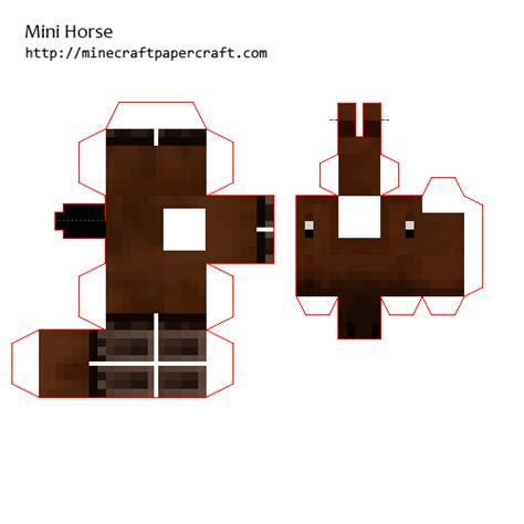 Papercraft Designs - minecraft papercraft mini animals www pixshark