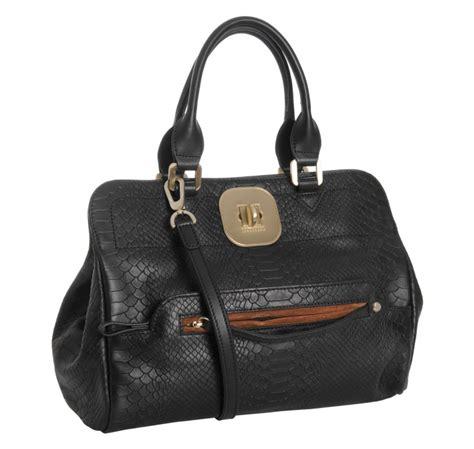 Crocodile Lobster Safety Black Pull Up longch black croc embossed leather gatsby handbag in black lyst