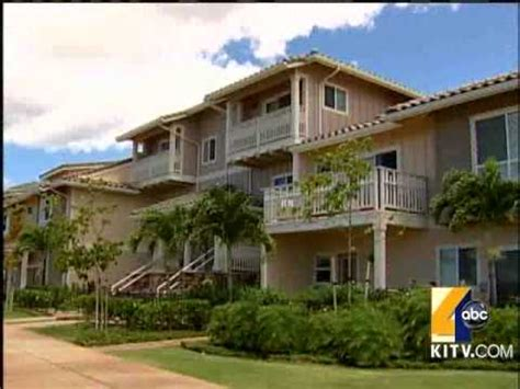 kapolei begins affordable housing construction