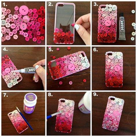 Pinterest Mobile Home Decorating by Diy Easy Mobile Phone Case Decoration Ideas Step By Step
