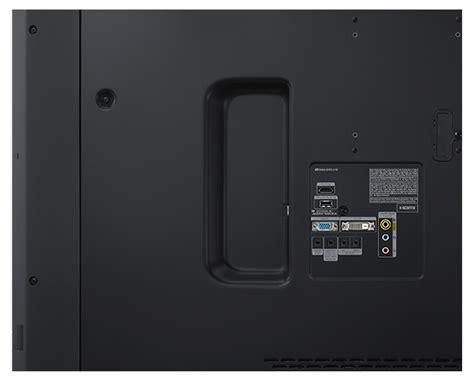 samsung ed75d ed d series 75 quot direct lit led display digitialdisplaystore