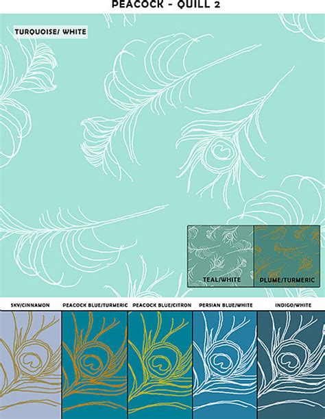 reusable wallpaper removable reusable quill peacock patterns wallpaper