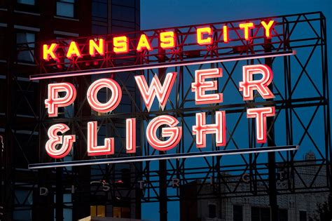 Power And Light by Kansas City Power And Light District Selbert Perkins Design