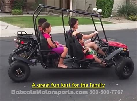 4 Door Go Kart by Carb Approved Tao Tao Quot 4fun Quot Jeep Style 150cc 4 Seater Go