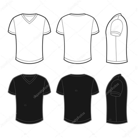 Kaos Distro White Black Pocket avant arri 232 re et vue de c 244 t 233 du t shirt blanc image