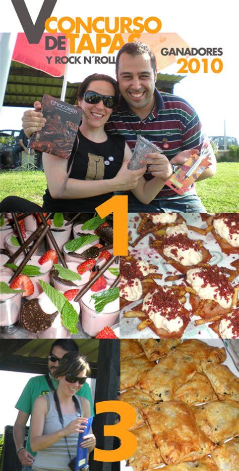 tapas con rock n 8416449899 concurso de tapas y rock n roll 2010 ganadores tenedores y guitarras m 250 sica y gastronom 237 a