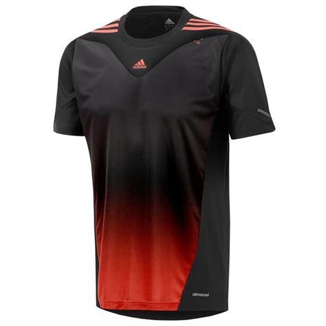 T Shirt Adidas Predator adidas t shirt predator black orange www