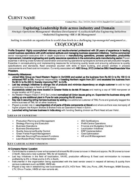 resume format for automobile industry resume format for automobile industry resume template