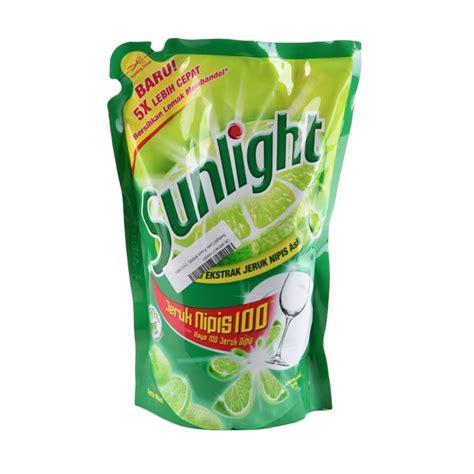 Pencuci Piring 800 Ml by Jual Sunlight Sabun Cuci Piring Jeruk Nipis Refill 800 Ml
