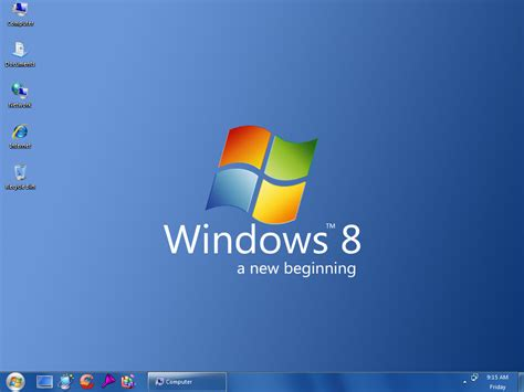 escritorio windows 7 para windows 8 windows 8 screenshots