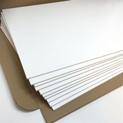 Acrylic Tebal 5 Mm polyfoam foamboard 40x60cm tebal 5mm desain