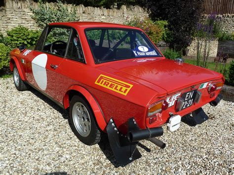 Lancia Fulvia Spares Racecarsdirect 1965 Lancia Fulvia 1600 Works Rally