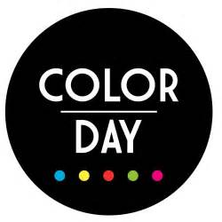 color your day with color day lacolorday