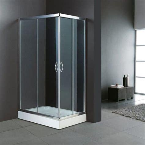 listino prezzi box doccia duka box doccia cristallo 4 mm 2 lati apertura scorrevole