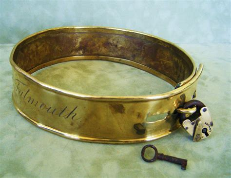 collars for sale the 19c brass collar measures 6 1 2 quot in diameter and is 1 3 4 quot in height it is in