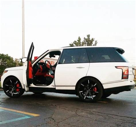 matte maroon range rover best 20 white range rovers ideas on