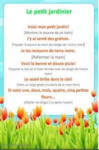 comptines pour le printemps le jardin d alysse enfants