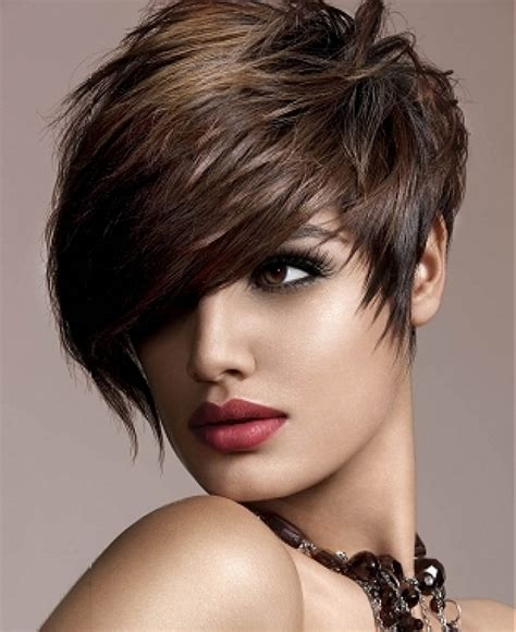 exciting shorter hair syles for thick hair short funky hairstyles for thick hair hairstyles