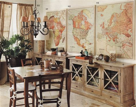 Map Home Decor | creative juices decor oh for the love of maps home